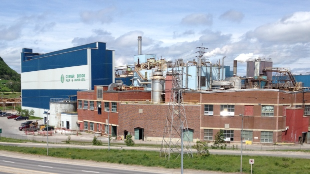 Corner Brook Pulp and Paper strikes new deals with its labor unions
