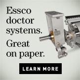 [Adv.] Essco Incorporated - Doctor Blade Manufacturing & Expertise