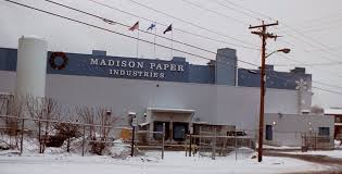 Madison Paper production ends after 38 years